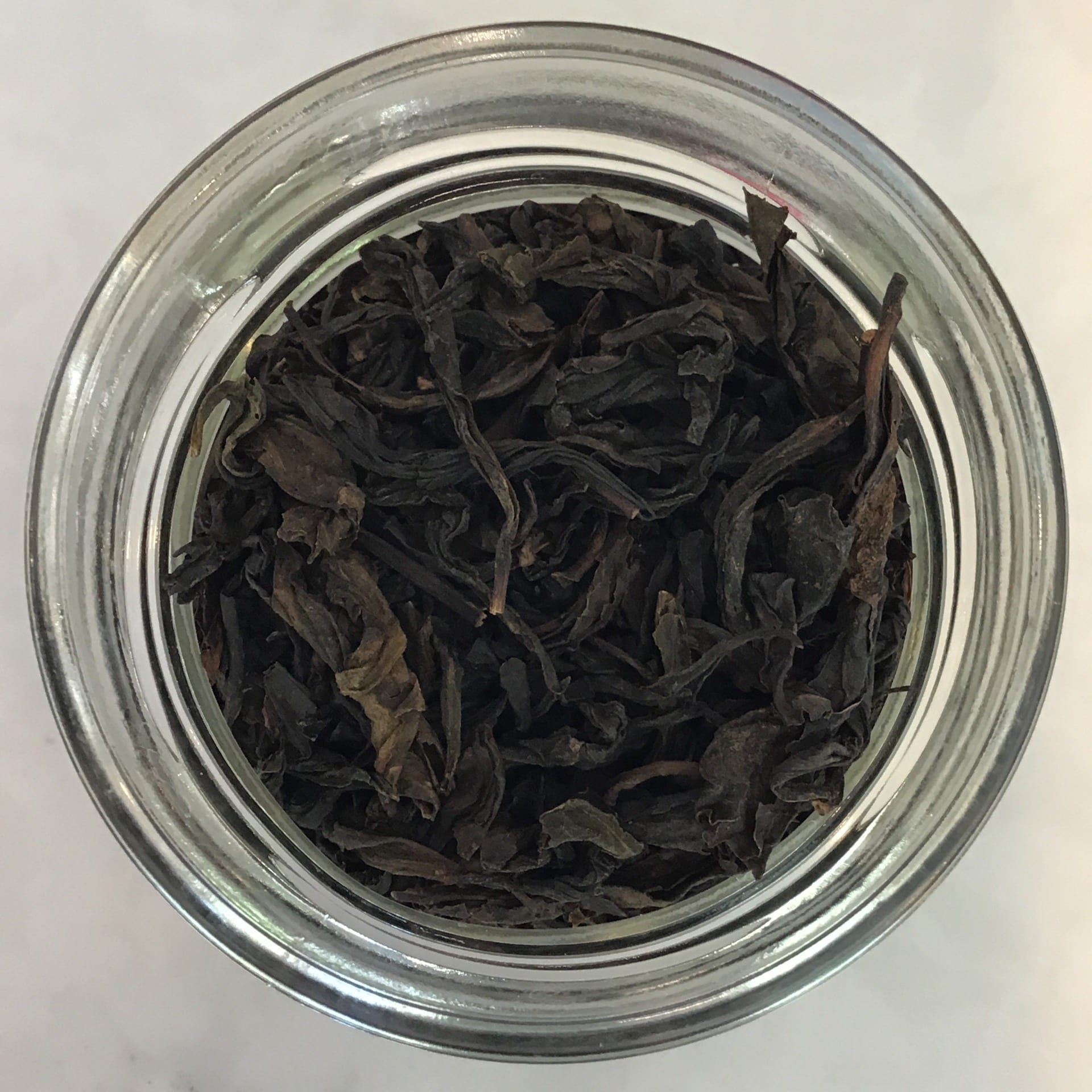 Organic Loose-leaf Oolong Tea a good black tea to use for Kombucha!