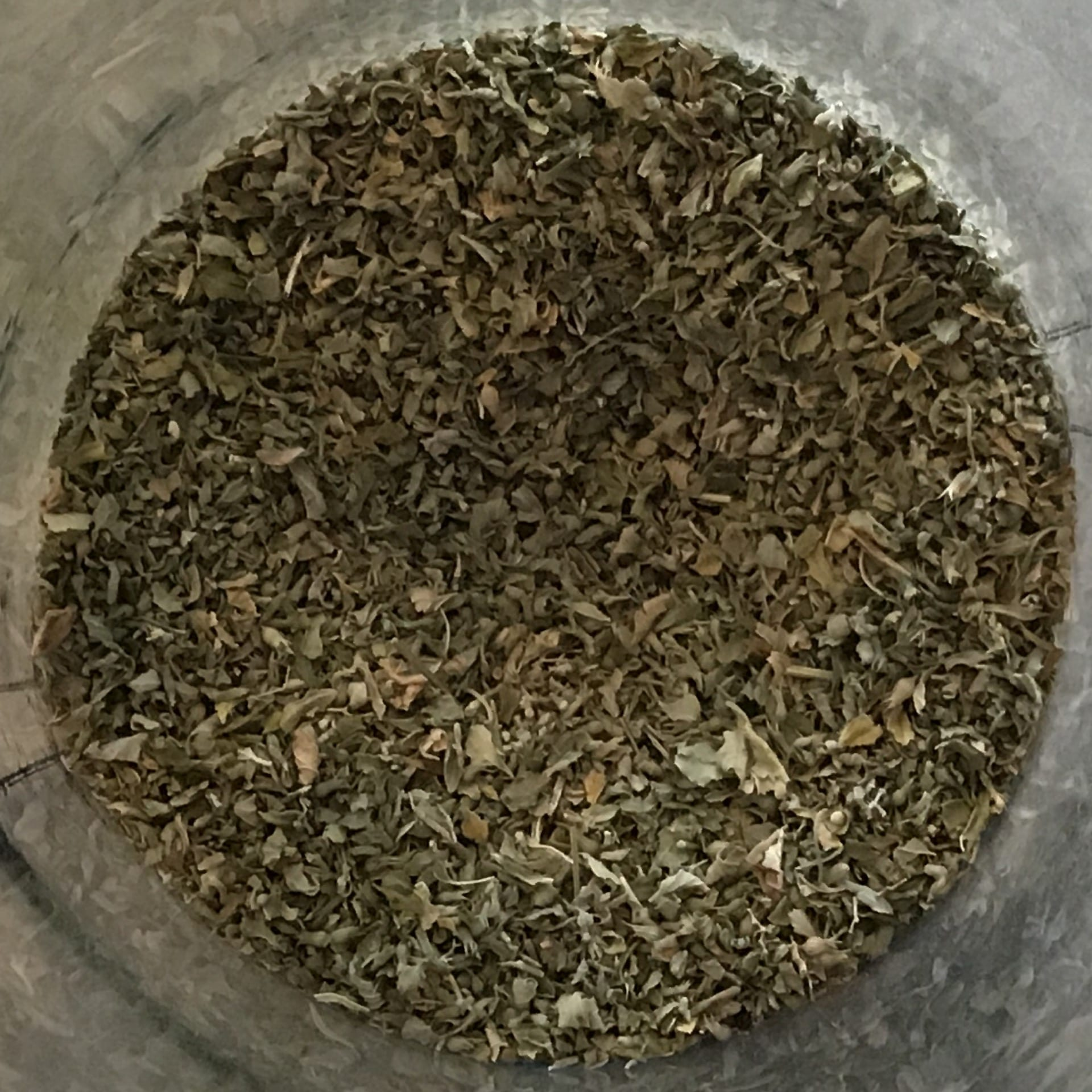 Organic Loose-leaf Catnip buy plastic-free by the ounce - for your cat or your own tea