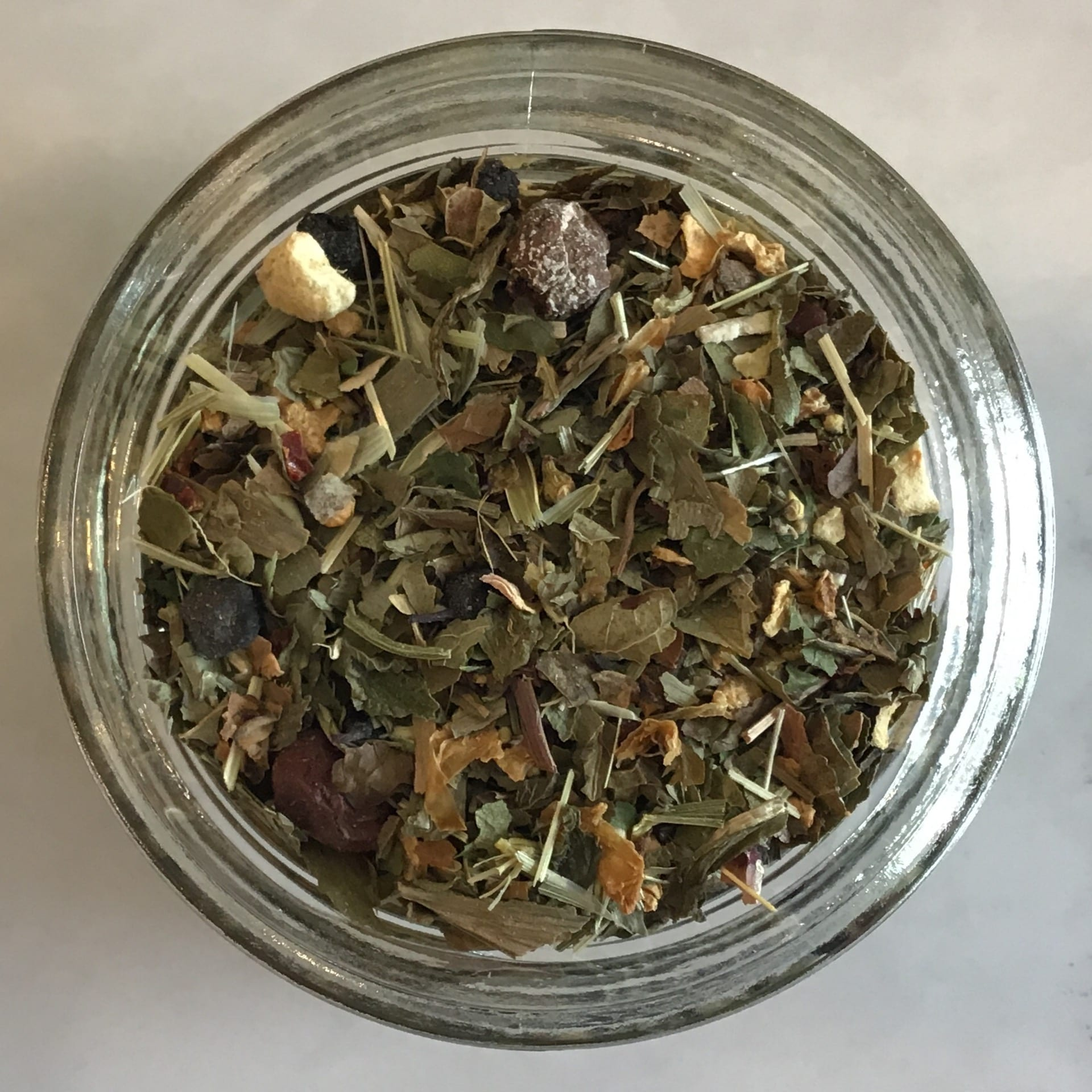 A healthy loose-leaf tea blend for the heart and the palate