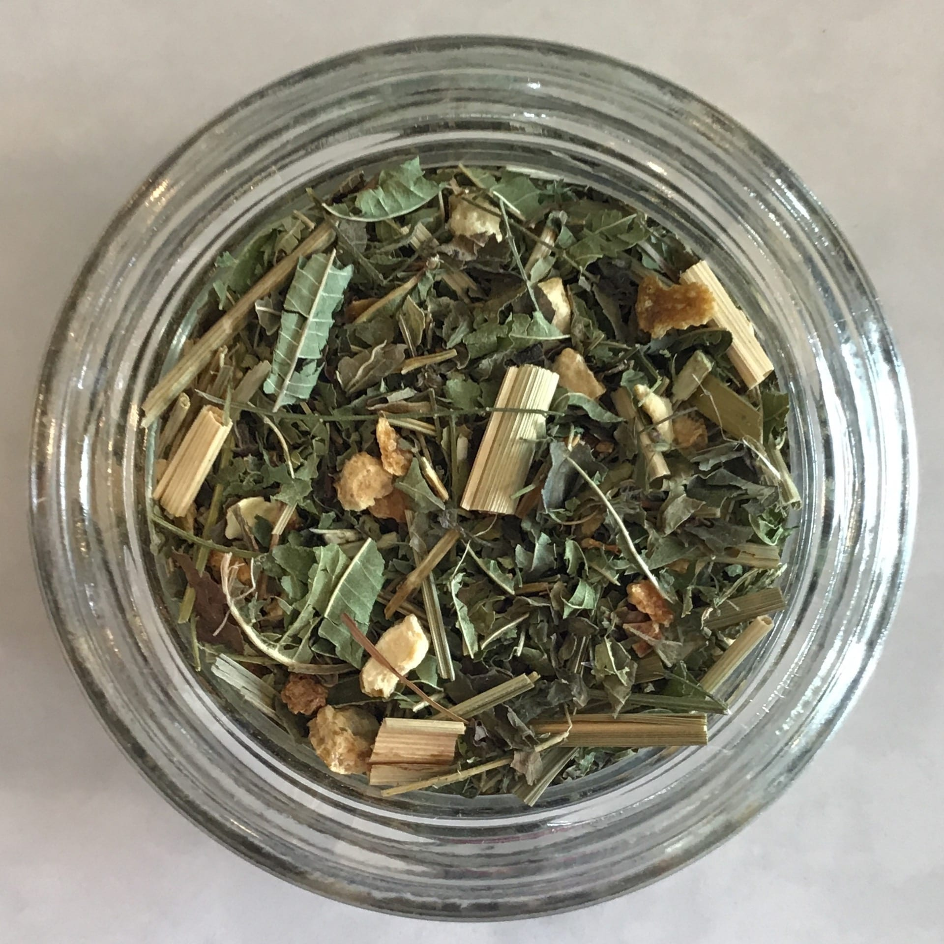 Delicious Citrus Tea Blend great as iced tea in the summer or hot tea in the winter