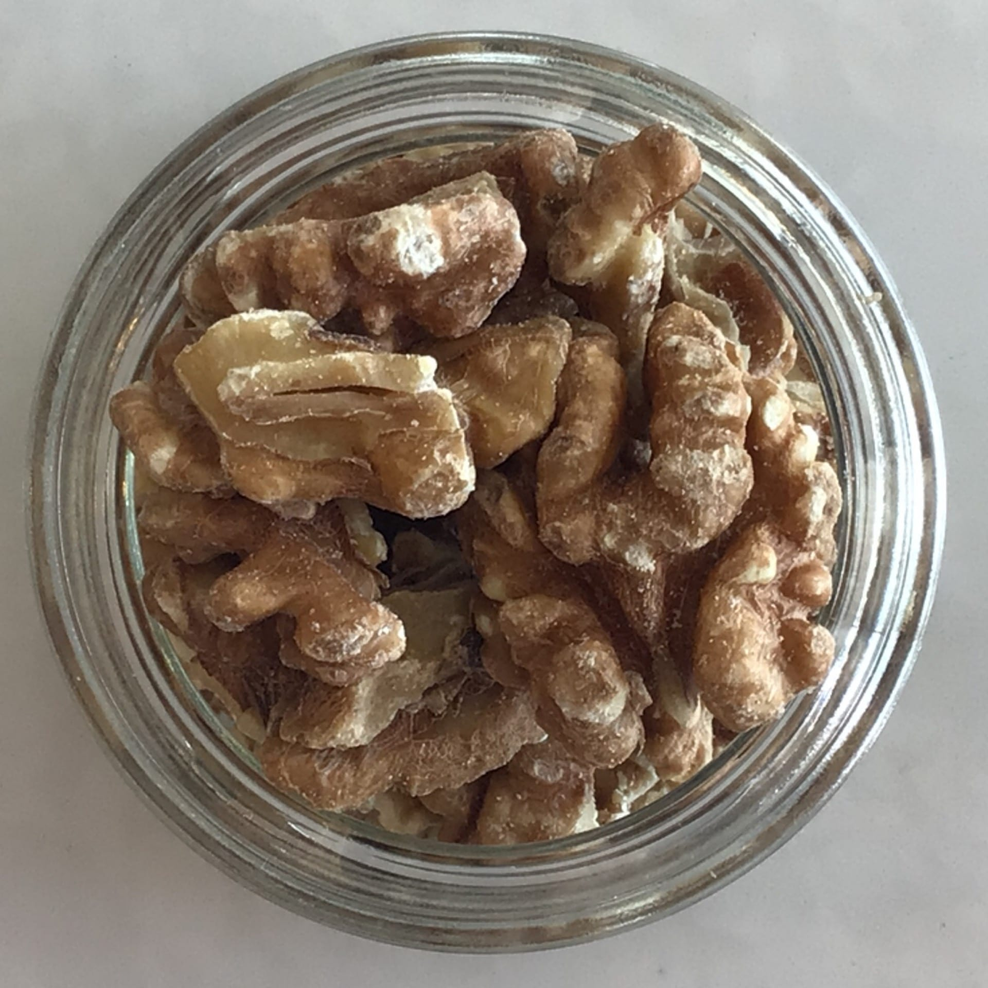 Raw organic Walnuts you can purchase by the pound